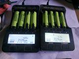 Acumulatoare de firma originale format 18650 Li-ion posibil cu livrare