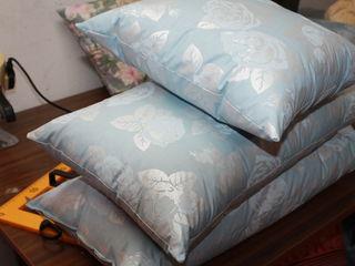 Чистим подушки с душой