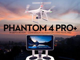 Arenda dronei dji phantom 4 pro + mavic pro !!!