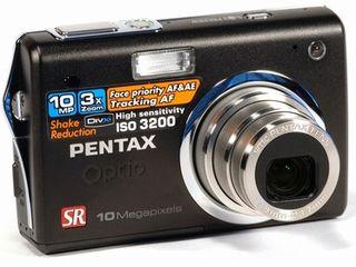 Цифровая камера Pentax Optio A30