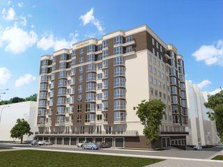 Astercon Grup-sect.Buiucani, apartament cu  2 odăi, 62.83 m2, prețul 770 €/m2