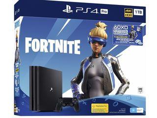 Playstation 4 Pro 1TB. Новая.