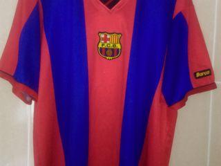 Футболки FC Barcelona.