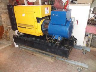 Generator 27 kw/h  hatz germania/ генератор 27 kw/h
