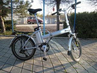 Электровелосипеды  Bosch, Kalkhoff,немецкий раскладной  650 евро с гарантией на 1 год.