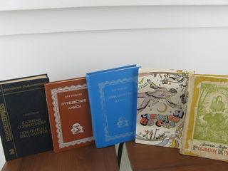Продам художественные книги,детские и для взрослых, новые и б/у.