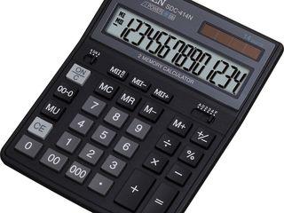Калькуляторы Citizen SDC 414N