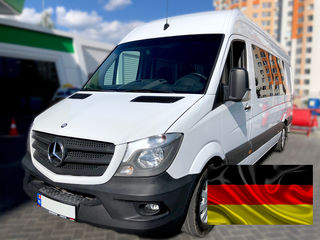 Transport Moldova - Germania