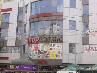 CC ShopLandia va propune oficiu 100 m/2 si spatii comerciale in chirie de la 8 e.m/2