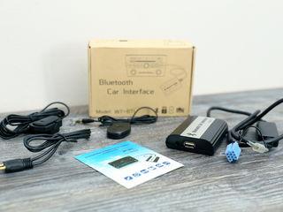 Bluetooth USB разъем AUX MP3 для Renault