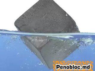 BCU (Bloc Celular Usor). Penobloc. Tehnologie italiana.