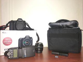 Vand Canon 6D + Canon 28MM si accesorii.