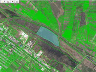 Teren agricol 17 ha, or. Straseni
