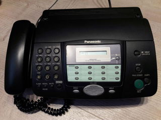 Panasonic Kx-ft904 Fax