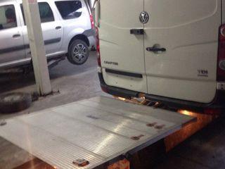 Lopata pentru Mercedes Sprinter, Volkswagen Crafter