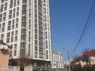 Bloc Nou! Centru, str. Ivan Zaikin, 1 cameră + living. Varianta albă!