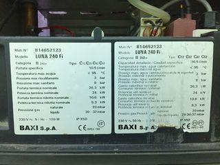 Baxi Luna 240 fi