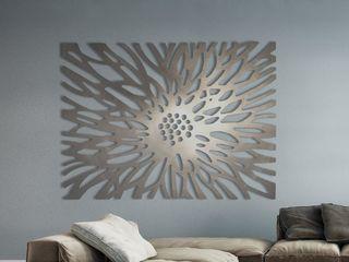 Лазерная резка - Декоративные панели из листового металла, нержавейки для заборо, ворот и перил
