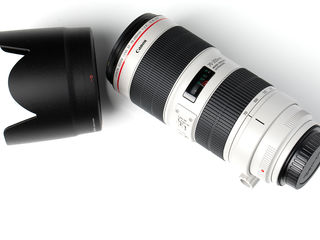 Canon 70 200mm 2.8F ( IS lll USM. ) 4F IS. 24 105L, EF-S 10 22mm