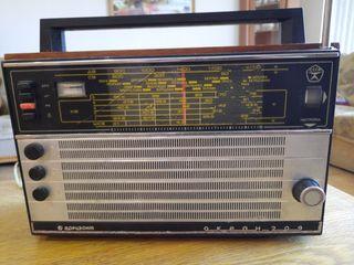 Радиоприемник Океан-209