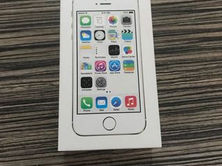 Cutie originala de la iPhone 5S Gold 16Gb