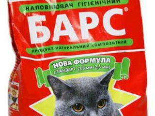Барс элит наполнитель для кошачьего туалета - 5 кг