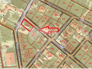 Lot de teren pentru construții, 6 ari, Stăuceni, 39000 € !
