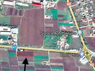 Vînd teren agricol Soroca