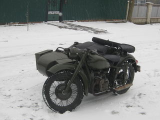Ural К 750 с ведущей