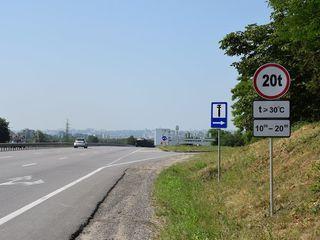 Indicatoare rutiere/дорожные знаки