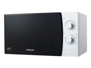 Samsung ME81KRW-1/BW - компактная снаружи, вместительная внутри