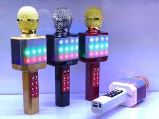 Беспроводной мини-портативный микрофон