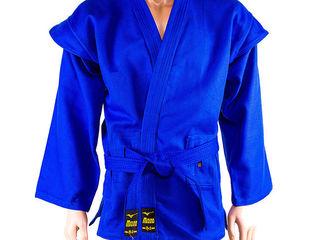 Самбовка Mizuno куртка+шорты(эластан) рост 160 cm,  180 cm