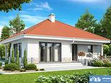 Casa din cotilet 115 mp, 30 ani garantie, termoizolata.