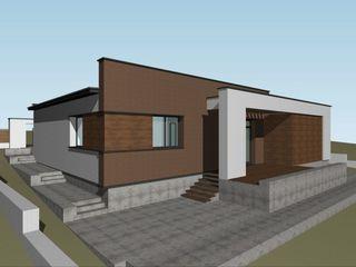 Casă în construcție 140 mp + 11, 6 ari teren Posibil la schimb pe apartament, masina, casa