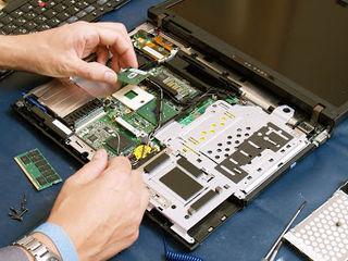 Servicii de reparatii Lap-Top, telefoane mobile, tablete, monitoare, TV, PC