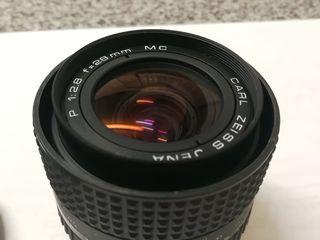 Carl Zeiss 28mm - for Panasonic GH