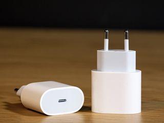 Încărcator Apple 20w iPhone pentru 5/5s/6/6s/6+/6s+/7/7+/8/8+/X/Xs/Xs Max/XR/11/12 PRO
