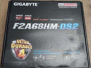 Placa de baza noua Gigabyte F2A68HM-DS2