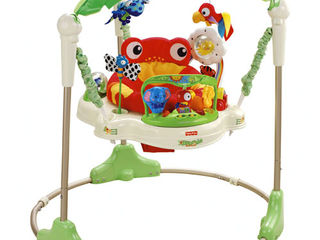 Fisher Price - Прыгунки тропический лес