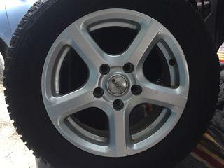 Toyota AURIS Cauciuri Uniroyal + Discuri  R15
