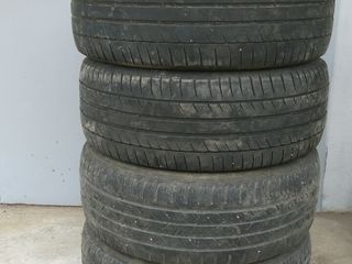 Michelin Primacy HP 225/55/R17 - 2, Continental ContiProContact SSR 225/55/R17 (Run Flat) - 2