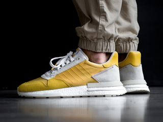 Adidas ZX 500 RM Frank Shorter vs. The Imposter Pack Unisex