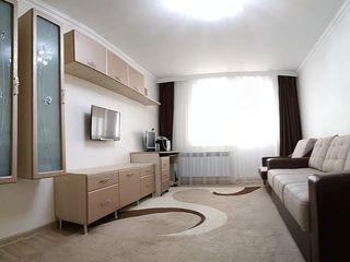 Продается 1-комнатная квартира в г.Вулканешты, центр