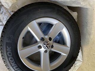 215/65R16 Hankook Noi cu Jante VW Tiguan 5x112