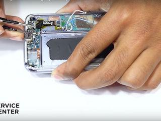 Samsung Galaxy S 8 + (G955)  Не заряжает смартфон, заменим разъем!