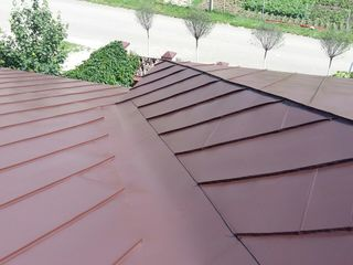 Обновите вашу крышу! Покраска кровли! (Металлочерепица и шифер)