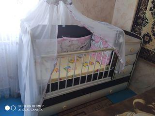 Детская кровать транформер
