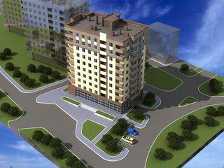 Casa deja dată în exploatare, ultimele apartamente. Apartament cu 2 camere, 62 m2 = 32 099!