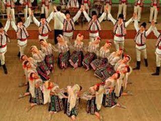народные танцы в группах